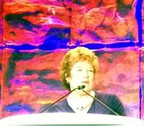 Cathy_podium